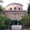 Сант-Аньезе-Фуори-Ле-Мура (Церковь Св. Агнессы за стенами), Рим, Италия