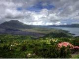 Гора Агунг, Бали