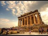 Парфенон, Афины, Греция