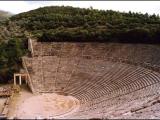Святилище в Эпидавре, Греция