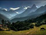 Священные горы Китая