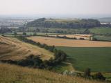 Кедбери-Касл (укрепление в Южном Кедбери), Сомерсет, Англия