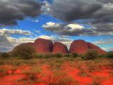 Ката-Тжута, Австралия