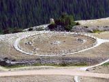 Магическое колесо и камни, Мейджервилль, Альберта, Канада
