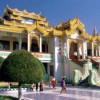 Пагода Маха Муни, Мандалай, Мьянма