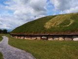 Мегалитическая гробница в Ноуте, графство Мит, Ирландия