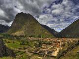 Оллантайтамбо, Куско, Перу