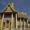 Храм Изумрудного Будды, Ват Пра Кео, Бангкок, Таиланд