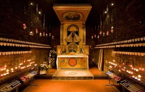 Святой Дом в Вальсингамк, Англия