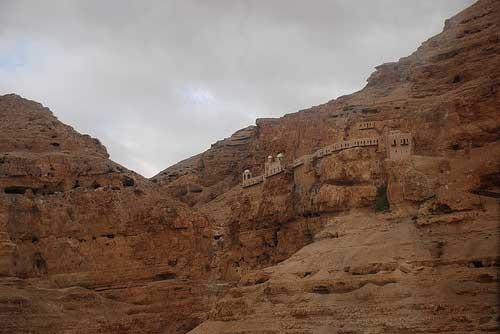 монастырь Искушения Господня, Израиль