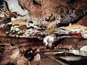 Пещеры Ласко, департамент Дордонь, Франция