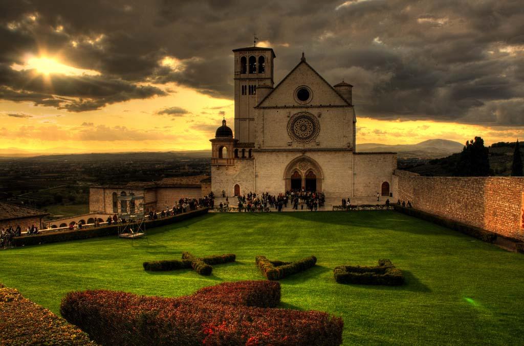 базилика Св. Франциска