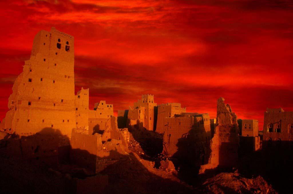 Мариб, Йемен
