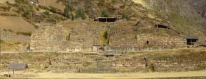 Храм в Чавин-де-Уантар