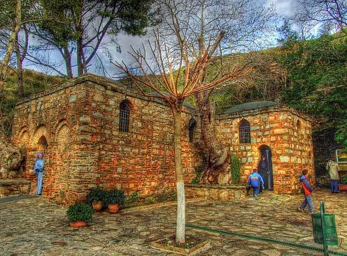 Мистический дом Пресвятой Девы Марии, Эфес, Турция | Мистическое место