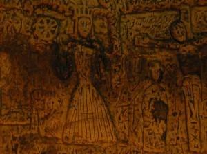 Екатерина, Ройстонская пещера, Ройстон, Англия