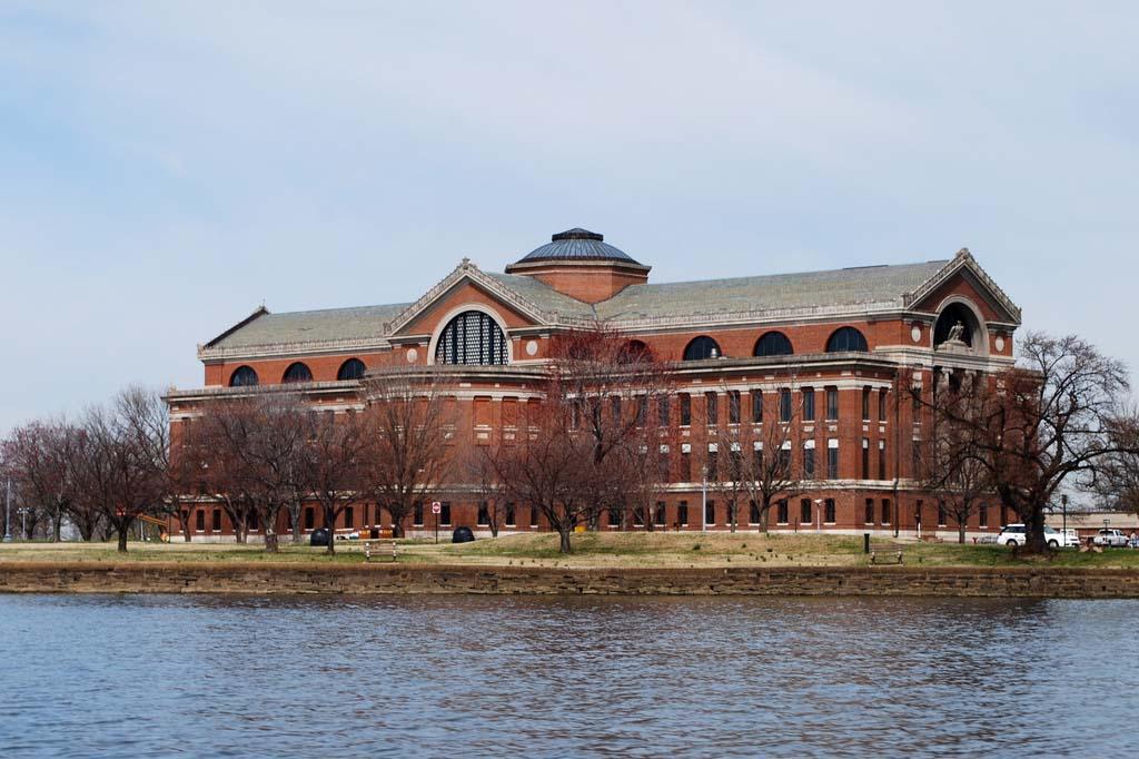 Форт Макнейр, Вашингтон