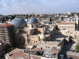 Храм Гроба Господня, Иерусалим, Израиль