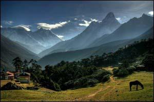святые горы Китая