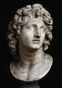 Александр Македонский, Древняя Греция