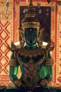 Изумрудный Будда, Ват Пра Кео, Бангкок, Таиланд