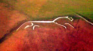 Уффингтонская Белая лошадь, Англия