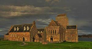 Иона, северо-восточная Шотландия