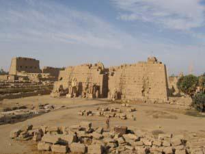 Храмы Луксора и Эль-Карнака, Египет