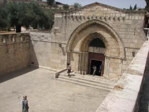 Церковь Успения Богородицы, Иерусалим, Израиль