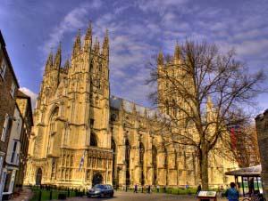 Кентерберийский собор, Кентербери, Англия