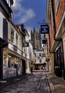 Кентербери, Англия