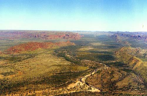 плато Кимберли, Западная Австралия