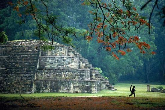 Копан, Гондурас