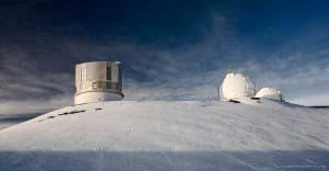 обсерватория на Мауна-Кеа