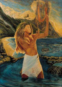 богиня Пеле