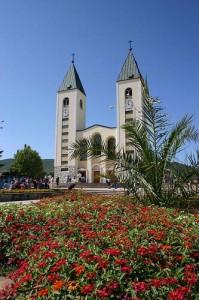 католический храм, Меджугорье, Босния и Герцеговина