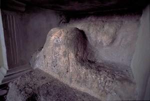 место моления Христа, монастырь Искушения Господня, Израиль
