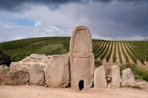 гробницы гигантов, Нураге, Сардиния