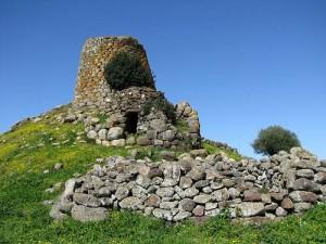 Нураге, Сардиния