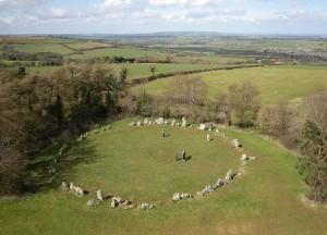 Роллрайтские камни, Англия