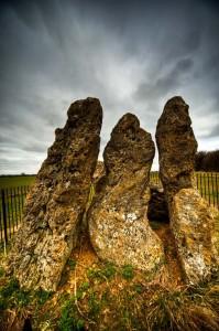 """""""Шепчущиеся рыцари"""", Роллрайтские камни, Англия"""