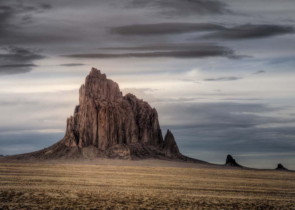 Шипрок, Нью-Мексико, США