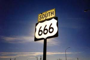 шоссе № 666