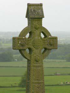 Крест Святого Патрика, Скала Кашел, Ирландия