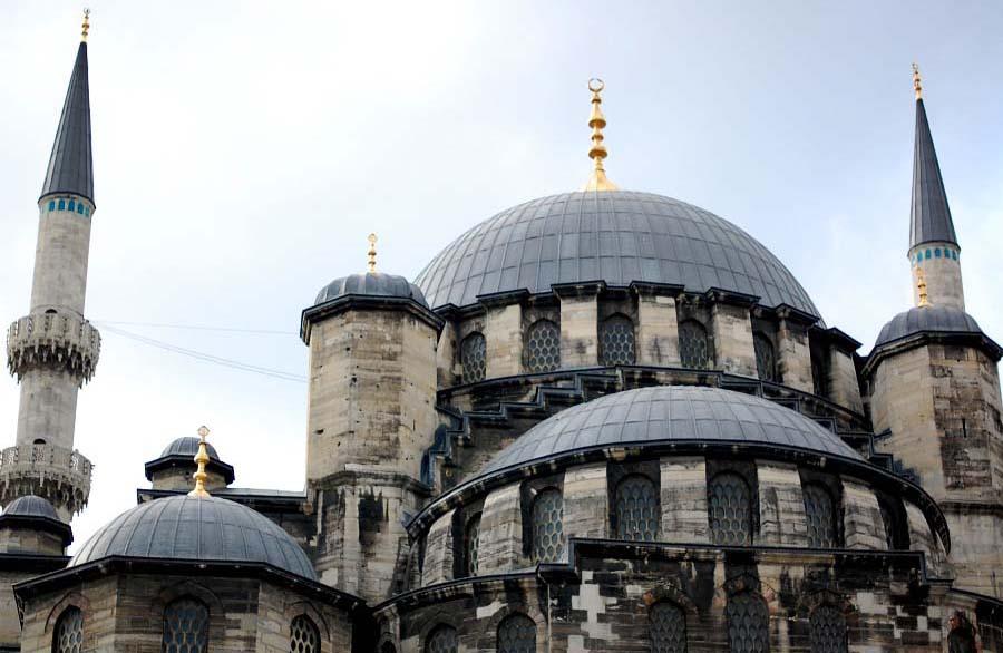 Мечеть Сулеймание, Стамбул, Турция