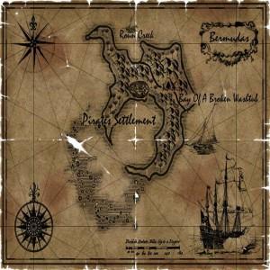 Бермудские острова, Атлантический океан