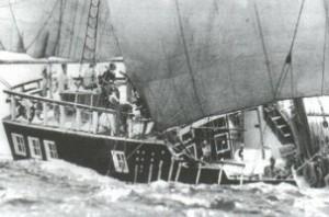 Бермудский Треугольник, Атлантический океан