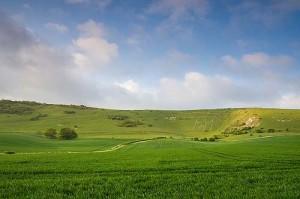 Уилмингтонский великан, Англия